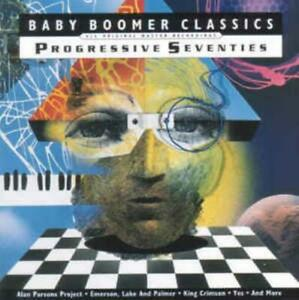 Baby Boomer Classics: Progressive Seventies MUSIC AUDIO CD ...