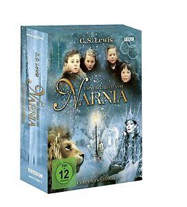DIE-CHRONIKEN-VON-NARNIA-4-DVD-BOX-FANTASY-TV-SERIE-NEU