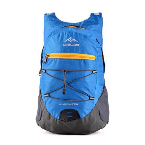 Kids//Adult Waterproof Outdoor Backpack Sport Hiking Travel Rucksack Shool Bags