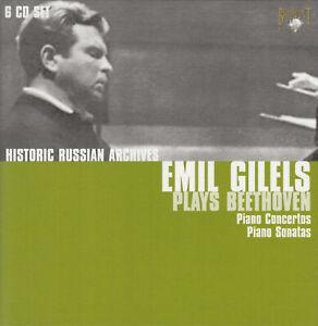 Emil-Gilels-Plays-Beethoven-Historical-Russian-Archives-6-CDs-Box-Klassik