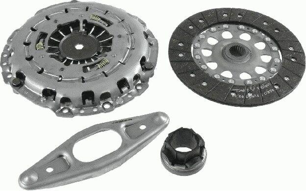 SACHS Kit de embrague 240mm BMW Serie 3 5 X3 6 X1 3000 951 916