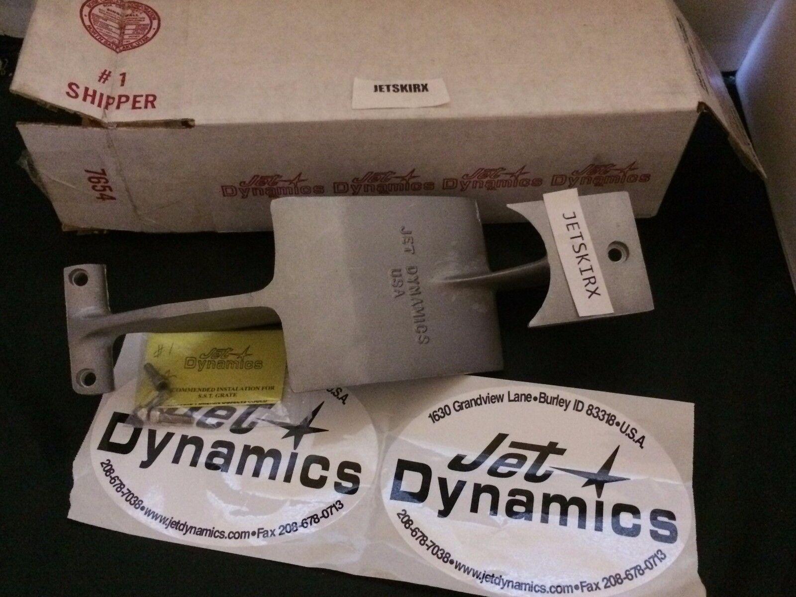Jet Dynamics Extra Tief Modifiziert Kawasaki 650SX 650 SX x2 Jetski Ansaug Rost
