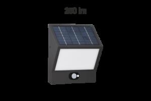 BENEITO-E-FAURE-EGNA-PANEL-SOLAR-3W-NERO-12O-4-000K-250Lm-3587