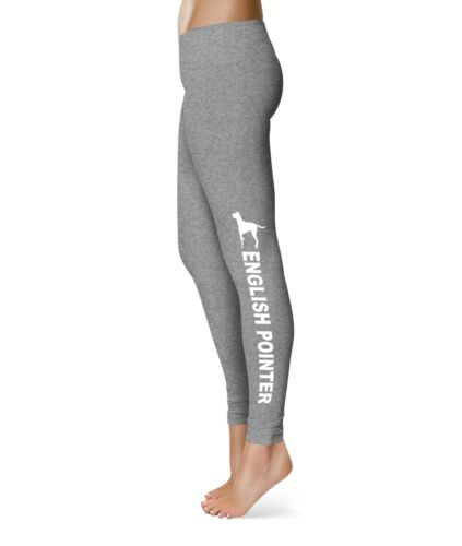 English Pointer DAMEN LEGGINGS Hunderasse Motiv by SIVIWONDER