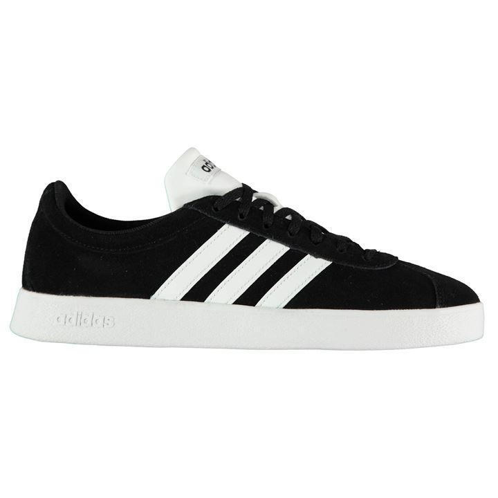 adidas VL Court 2 Trainers Mens  UK 8.5 US 9 EUR 42 2/3 REF 5961-