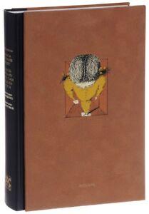 Russian-Book-Lewis-Carroll-Alice-in-Wonderland-Looking-Glass-Leather-Vashchenko