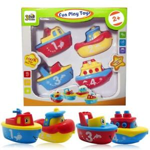 3-Bees-Me-Bath-Tub-Tub-Toys-for-Boys-and-Girls-Magnet-Boat-Set-for-Toddlers-Kid