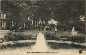 CPA BAGNERES-de-BIGORRE Les Coustous (805925)