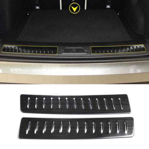 Titanium Innere Hintere Stoßstange Teller Schutz Für Range Rover Velar 2017 2018
