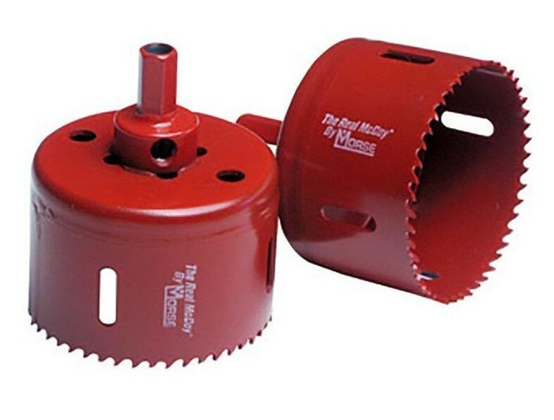Morse HOLE SAW USA Brand- 27mm, 29mm, 30mm Or 32mm