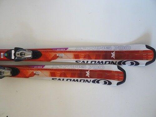 Ski Salomon mit Salomon Bindung, (Z-Wert-9,0) 155 cm (EE189)