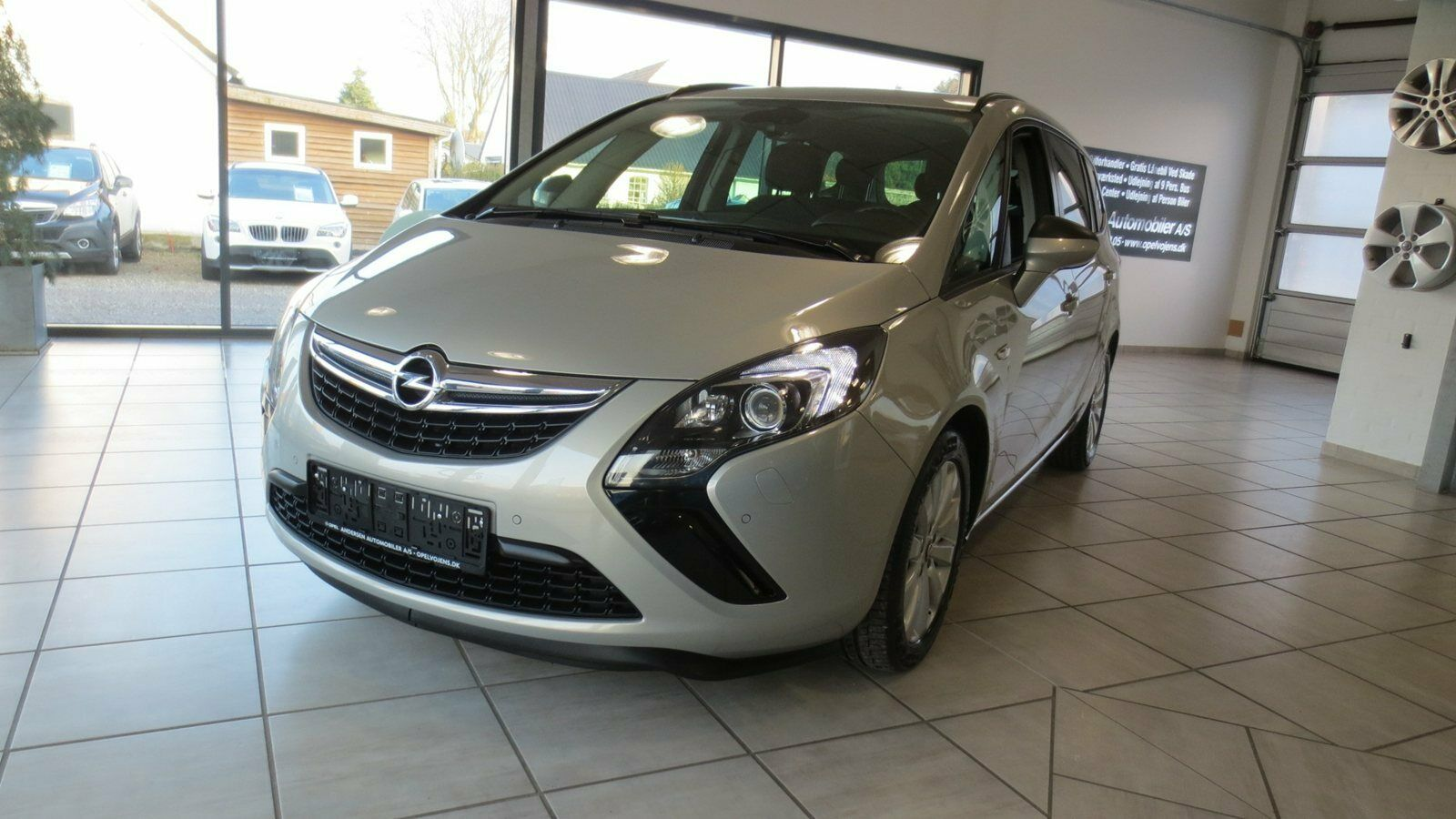 Opel Zafira Tourer 2,0 CDTi 130 Enjoy eco 5d - 99.900 kr.