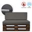 Asiento-o-Respaldo-para-Sofa-de-Palet-Exterior-e-Interior-Grosor-12cm miniatura 23