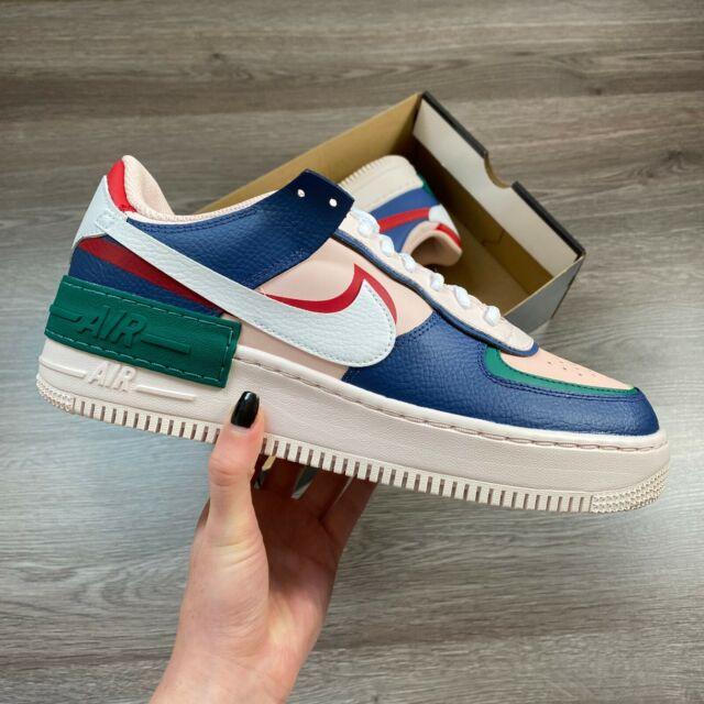 Nike W Air Force 1 Shadow Shoes Multi