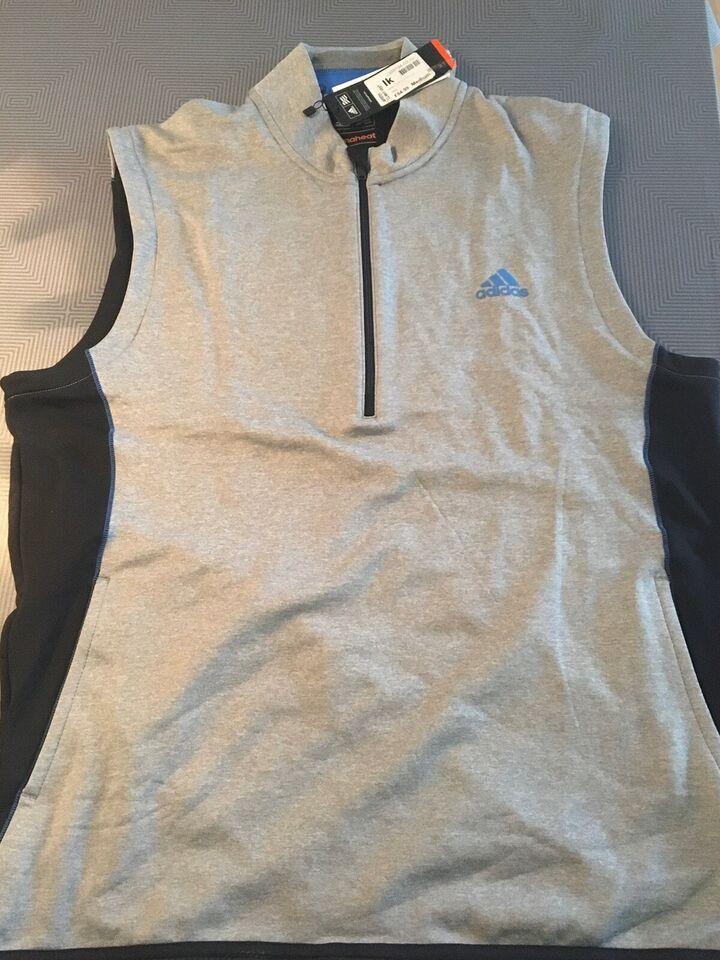 Vest, Climaheat vest, Adidas