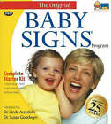 Original  Baby Signs  Program Complete Starter Kit: Everything You Need to Get Started Signing with Your Baby by Linda Acredolo, Susan Goodwyn (Multiple copy pack, 2008)