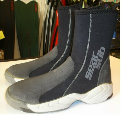 Boot covers Seac Sub 6 MM