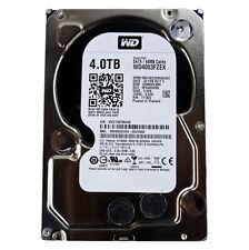 "4TB WD Desktop Black WD4003FZEX interne Festplatte SATA III 64MB Cache 3,5"""