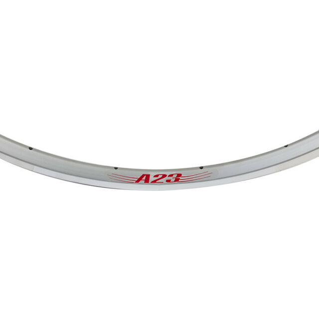 622-24h 700c Machined Sidewall Velocity A23 Rim