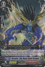 1x Cardfight!! Vanguard Brawler, Big Bang Slash Dragon - BT16/019EN - RR Near Mi