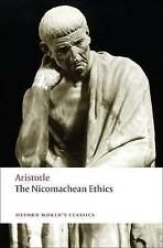 The Nicomachean Ethics by Aristotle (Paperback, 2009)