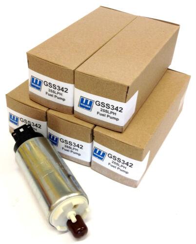 WALBRO GSS342 IN TANK FUEL PUMP 255 LPH HIGH PRESSURE GENUINE MADE IN USA GEN 3