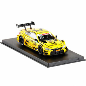 1/43 Scale BMW M4 DTM 2017 Timo Glock Collectable Model Car Diecast Gift Boys