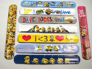 Minion-Slap-Band-Rulers-Ideal-Party-toys-Collect-them-all-Latest-craze