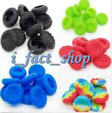 10PCS  Silicone Thumb Stick Grip Cover Caps For Xbox 360 Analogue Controller IF