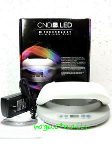 CND LED LIGHT LED Lamp Dryer 3C Tech 110V-240V Power for use US/AU ...