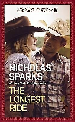 The Longest Ride by Nicholas Sparks (Paperback / softback, 2015)