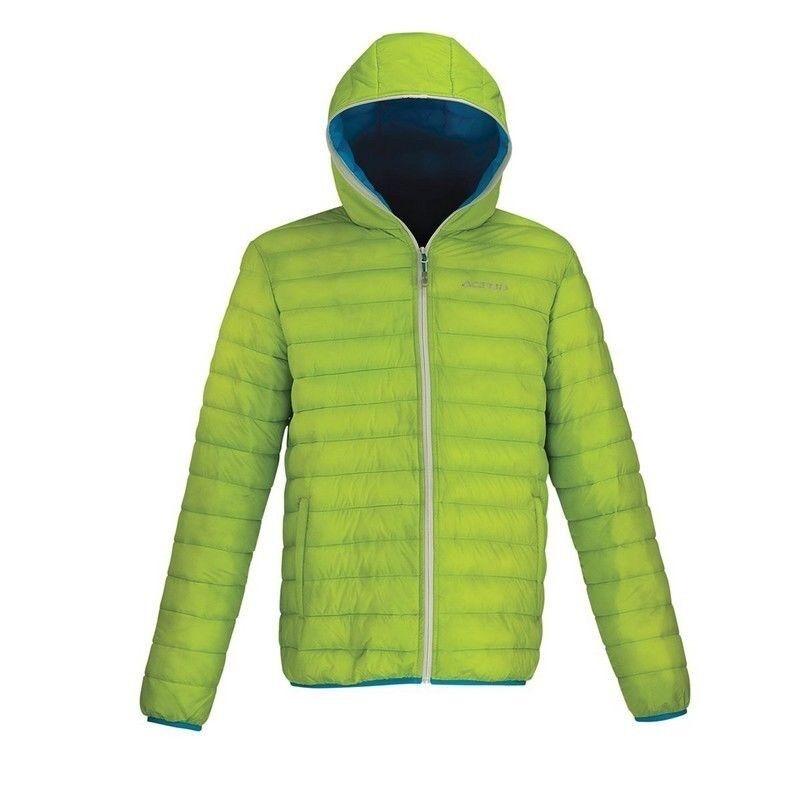 Chaqueta  Helmes Acerbis Jacket Color verde-Azul Talla L  estilo clásico