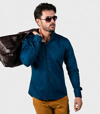 Camicia Marco Polo Satin Bianco 7camicie 3645