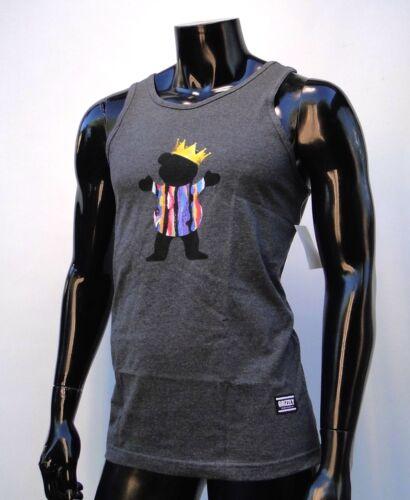 New Grizzly griptape Felipe Gustavo Pro Tank top Mens T Shirt