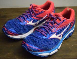 Image is loading Womens-MIZUNO-Wave-Inspire-13-Running-Shoes-Size- 9dfe865da6