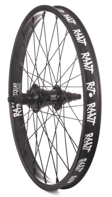 "RANT MOONWALKER 20/"" REAR FREECOASTER WHEEL BMX BIKE SHADOW LHD 9t BLUE NEW"