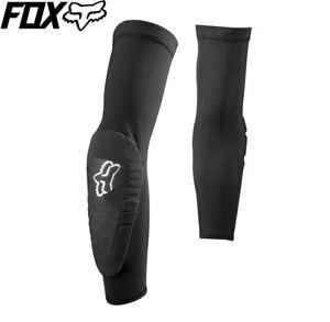 Fox Enduro Pro Elbow Guards - Black - Sizes S, M, L, XL