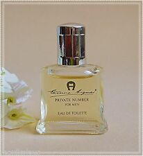 Private Number for Men von Etienne Aigner - EdT 5ml  Miniatur - Duftrarität