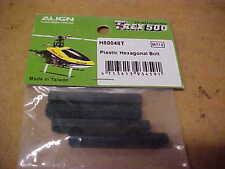 ALIGN HELICOPTER PART - H50046T = PLASTIC HEXAGONAL BOLT : TREX 500  (NEW)