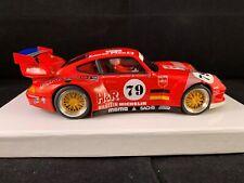 REVOSLOT REVO SLOT PORSCHE 911 GT2 AND MARCOS SILICONE SUPER TIRES 1501S