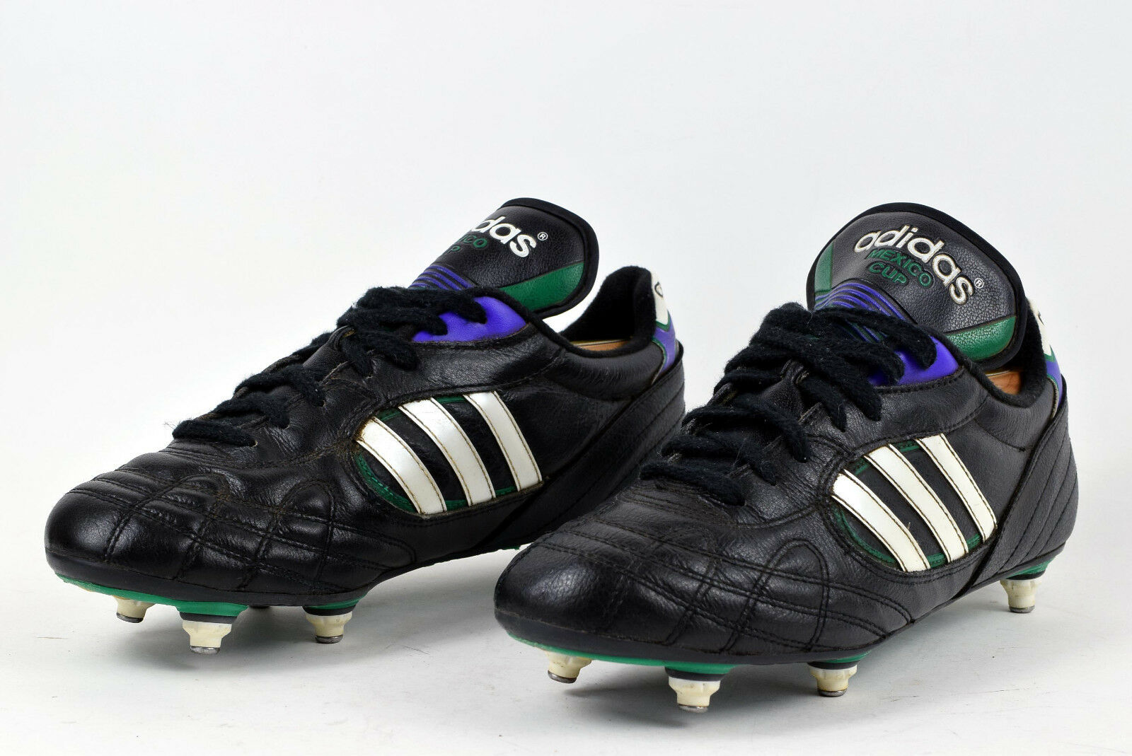 Adidas Mexico Cup Vintage Football Boots size 8.5 Soccer shoes