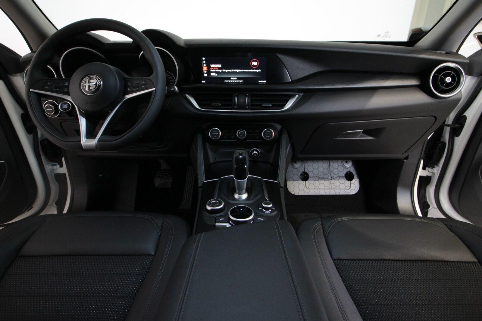 Alfa Romeo Stelvio JTD 180 Super aut.