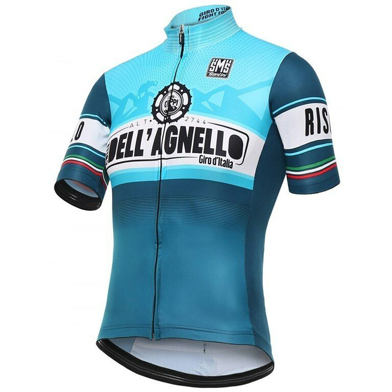2016 GIRO D'ITALIA STAGE 19 Cycling Jersey  COLLE DELL'AGNELLO by Santini