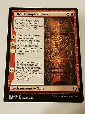 MTG x4 Whirlwind Denial Theros Beyond Death Uncommon NM//M