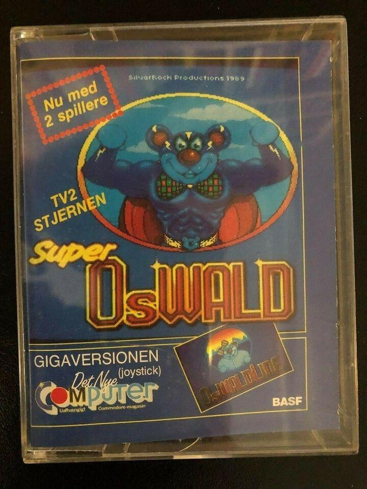 Super Oswald (Oswald), C64