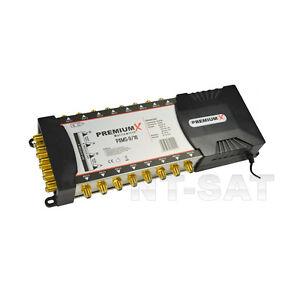 Sat-Multischalter-9-16-Multiswitch-SAT-Verteiler-fuer-2-LNB-16-Teilnehmer-HD-3D