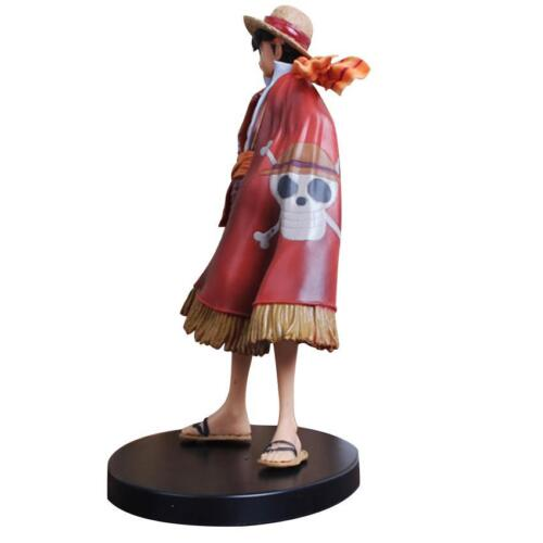 Anime & Manga Anime One Piece Heroes Monkey•D•Luffy 18cm PVC Action Figure No Box Boys Toy