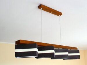 h ngeleuchte h ngelampe milo 4 n lampe pendellampe 4 flammig viele farben licht ebay. Black Bedroom Furniture Sets. Home Design Ideas
