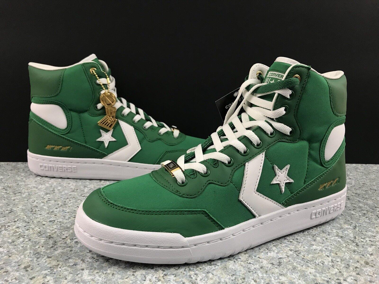 Converse Fastbreak Hi Verde Blanco Celtics NBA CT16 161327C de no cubetas de 161327C fácil a5a097