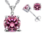 925-Sterling-Silver-Jewellery-Wedding-Jewelry-Set-Crystal-Necklace-amp-Earrings-UK thumbnail 10